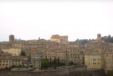The Financial Times visits Anghiari at the Busatti…